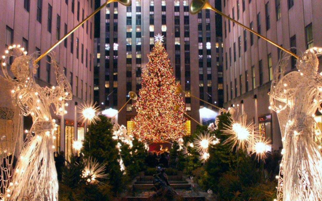 L'arbre de Noël à la conquête du monde
