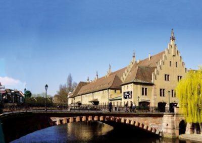 L'Ancienne Douane de Strasbourg aujourd'hui