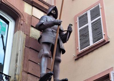 L'Homme de Fer à Strasbourg