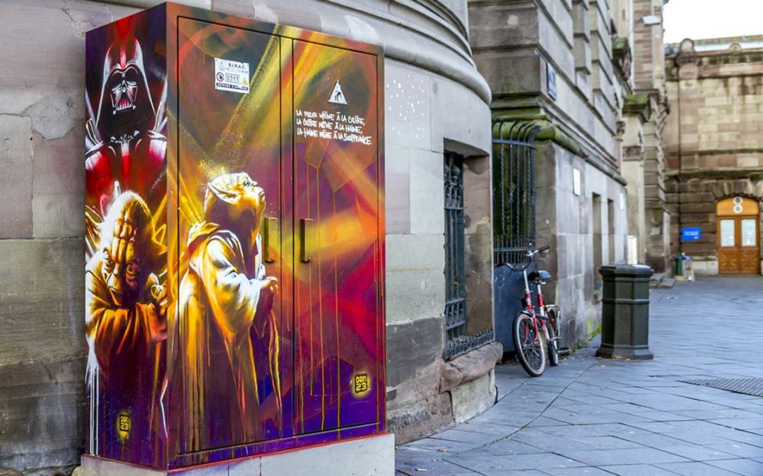 Praise to the Street Art!