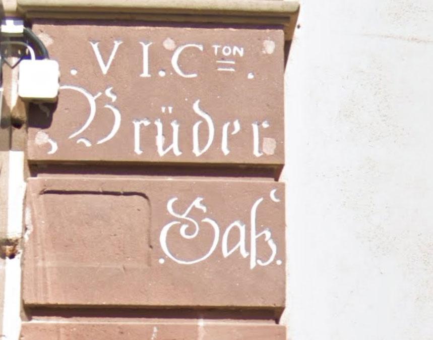 Les Noms des Rues de Strasbourg(partie1/3) –Les Origines
