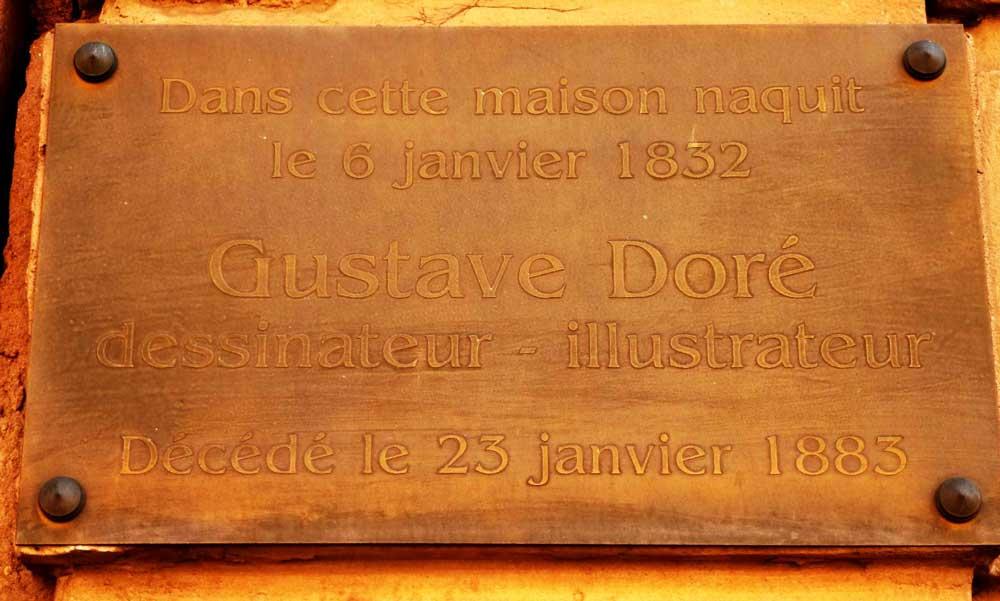 Retour sur Gustave Doré
