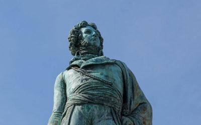 Statue's secrets – Kléber