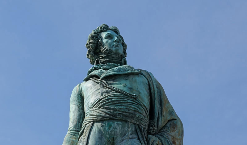 Secrets de statue – Kléber